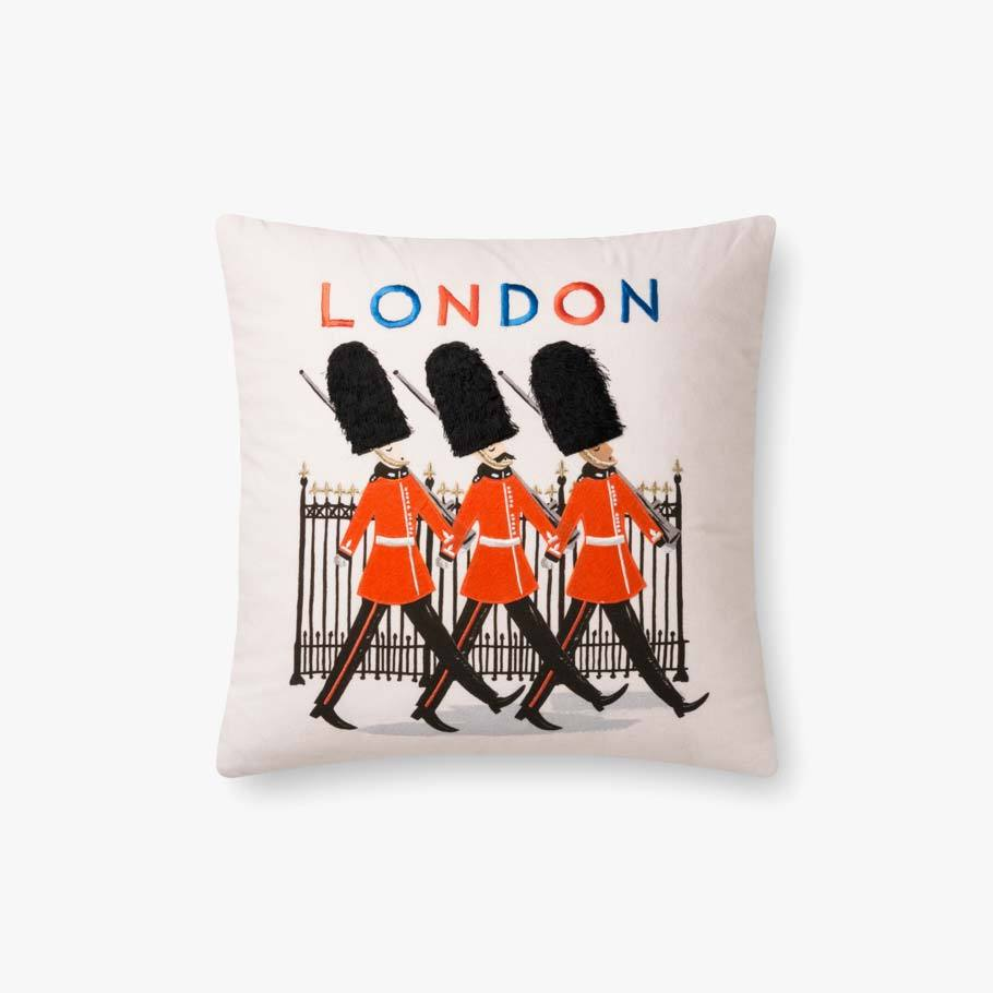 London Guard Pillow