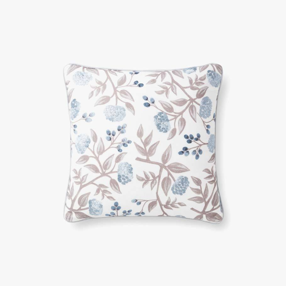 Pale Flower Pillow
