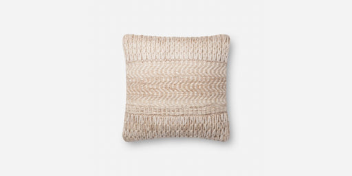 Sand Knitted Pillow