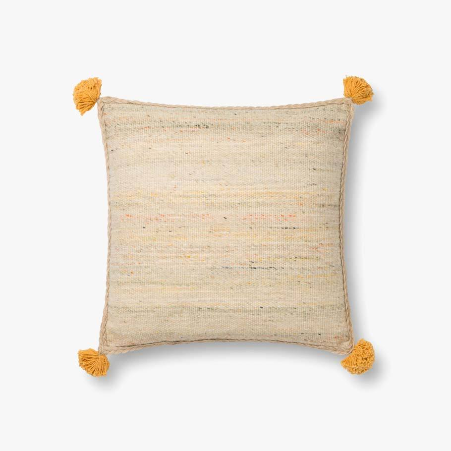 PomPom Pillow (3 Colors)