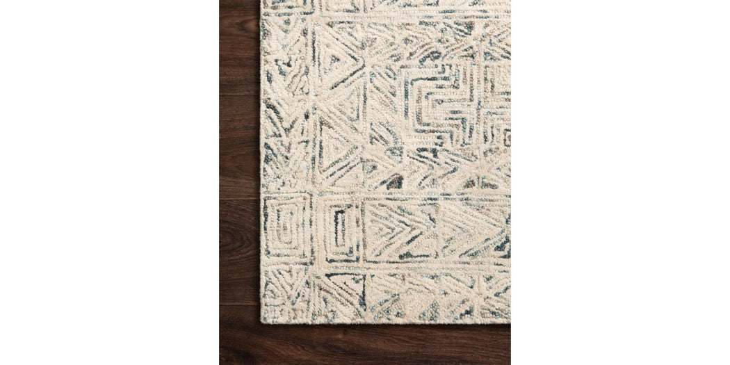 Peregrine Rug | Light Blue