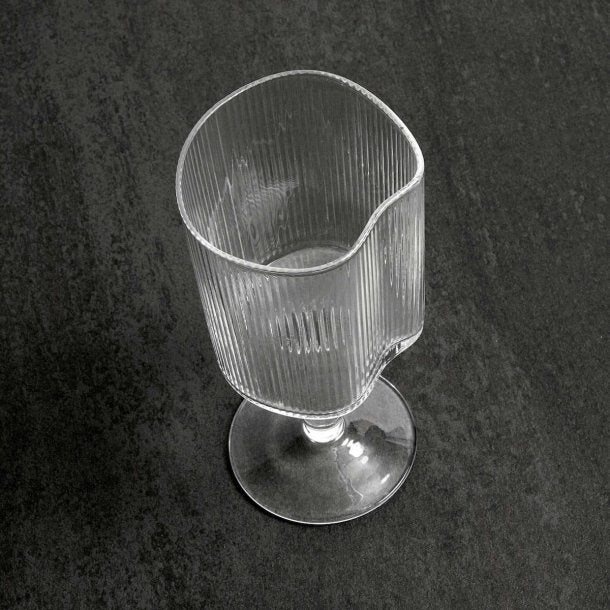 Ripple Red Wine Glass