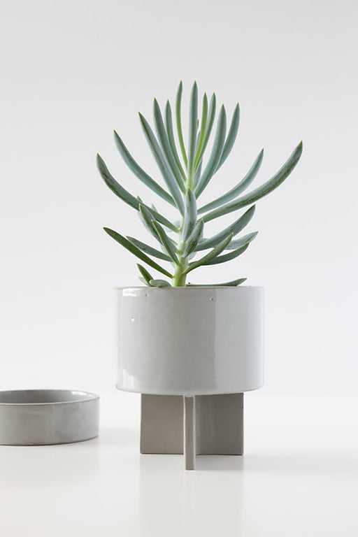 Archromo Planter+Tray (4 Colors)