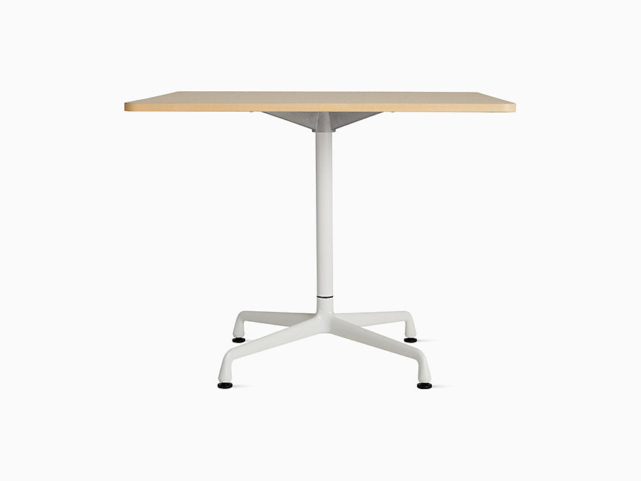 "Eames Universal 36"" Square Table Ash Top 