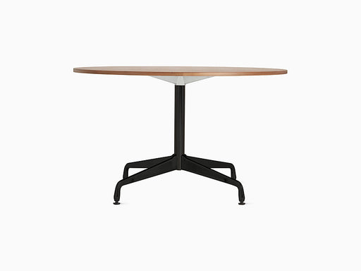 Eames Segment Round Table Walnut Top 48"