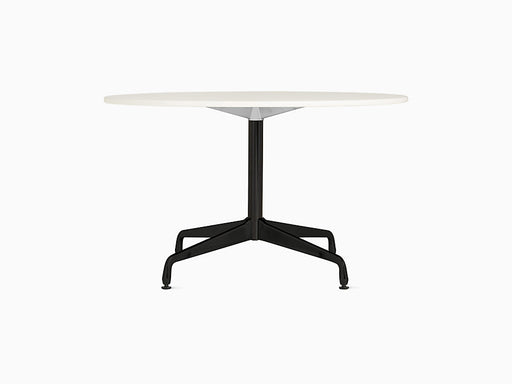 Eames Segment Round Table White Top  | Freeship