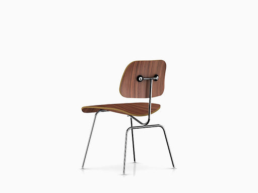 Eames Molded Plywood Dining Chair with Metal Base | Freeship