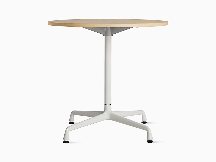 "Eames Universal 30"" Round Table Ash Top 