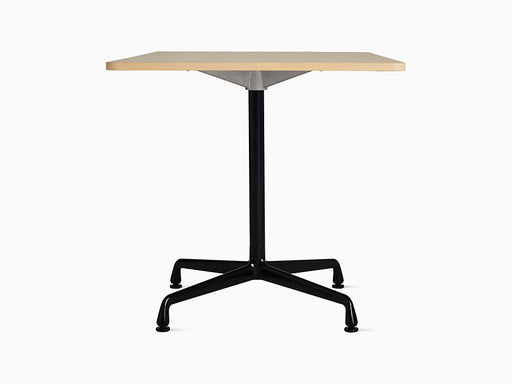 "Eames Universal 30"" Square Table Ash Top 