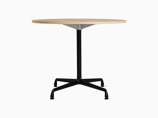 "Eames Universal 36"" Round Table Ash Top 