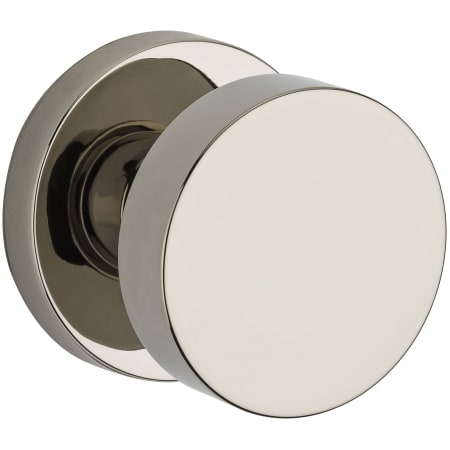 Contemporary Round Rose Door Knob | Privacy (5 Finishes)