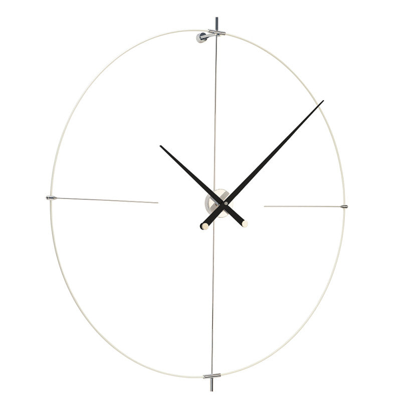 Bilbao L Wall Clock (4 Finishes)