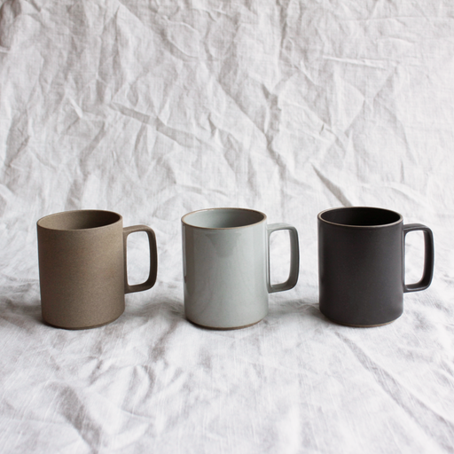Hasami Layering Mug (4 Colors, 3 Sizes)