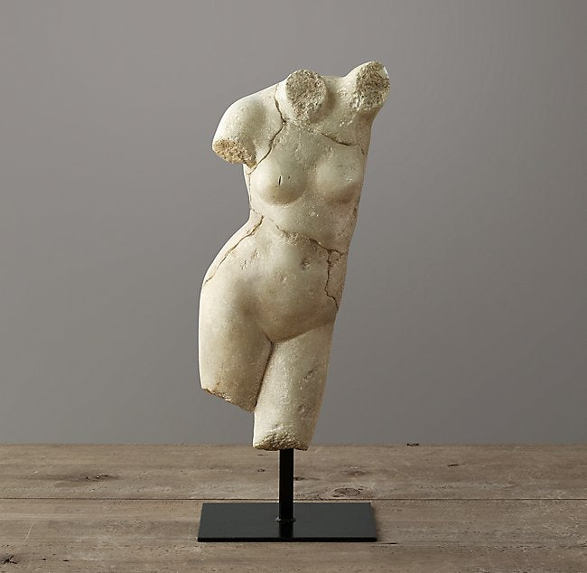 Aphrodite Sculpture Objet | Standing (2 Colors)