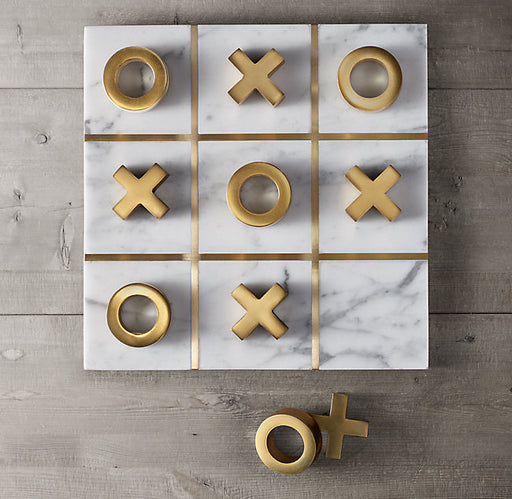 Tic-Tac-Toe Game (2 Colors)