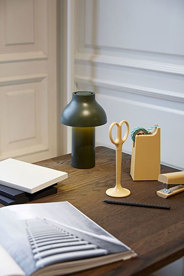 PC Portable Table Lamp