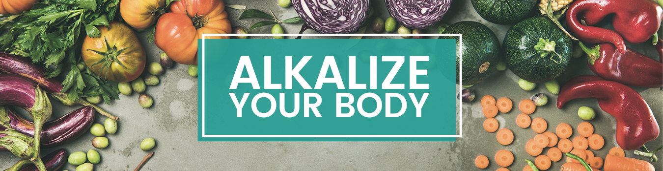 Alkalizing Products