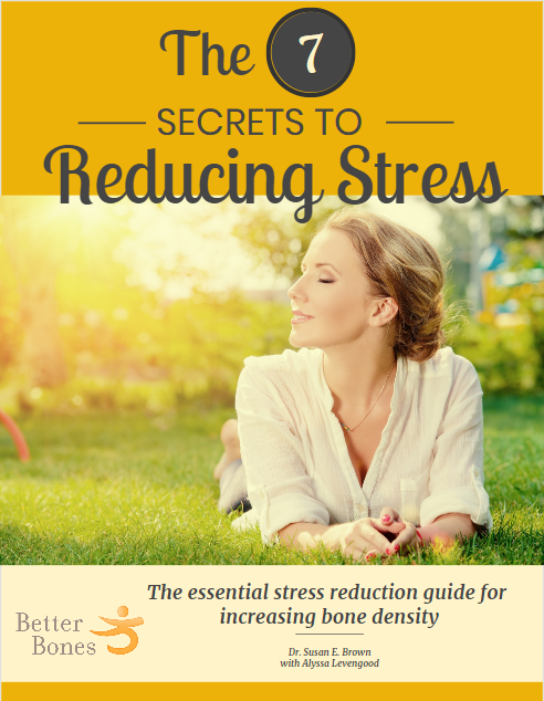 Free E-Book: The 7 Secrets to Reducing Stress