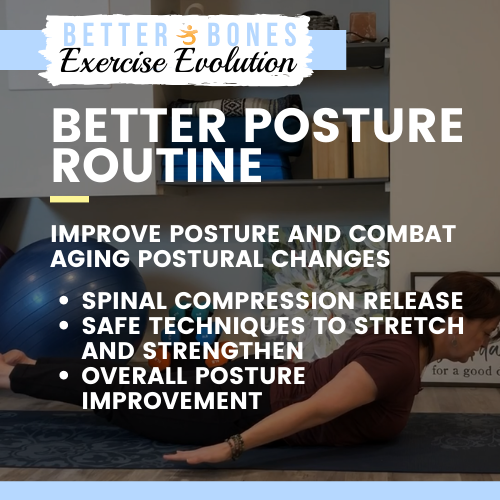 Better Posture Routine
