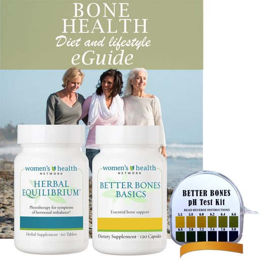 Better Bones in Menopause, Continued Support