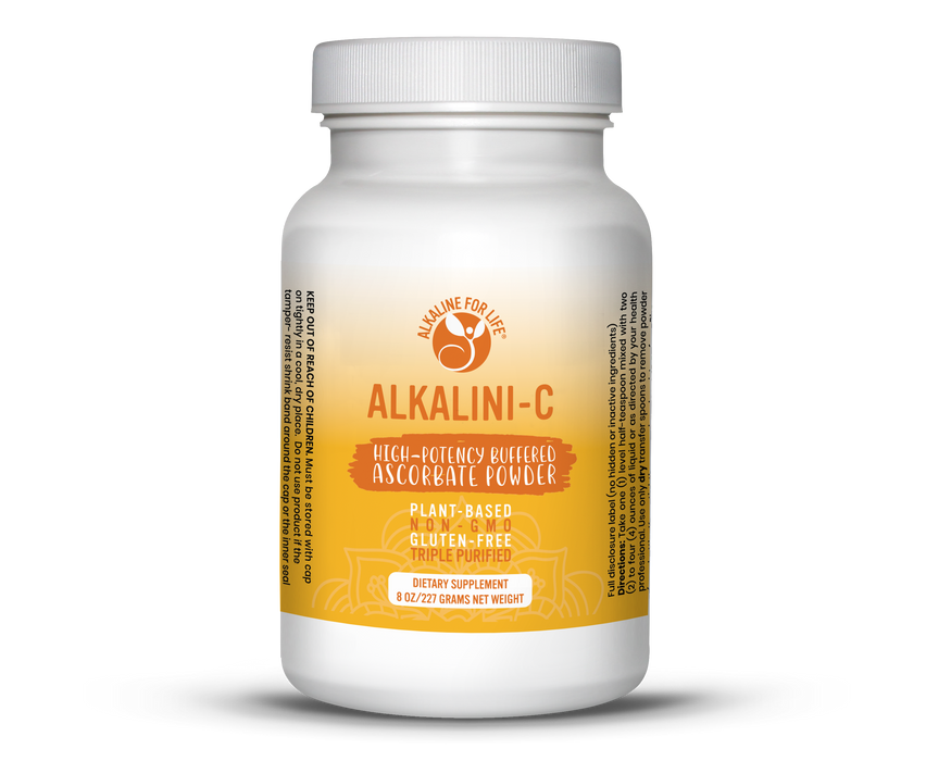 Alkaline for Life-Alkalini-C - Alkaline for Life