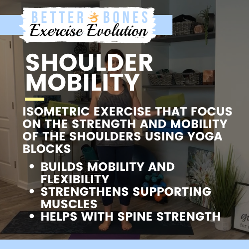 Shoulder Mobility Workout