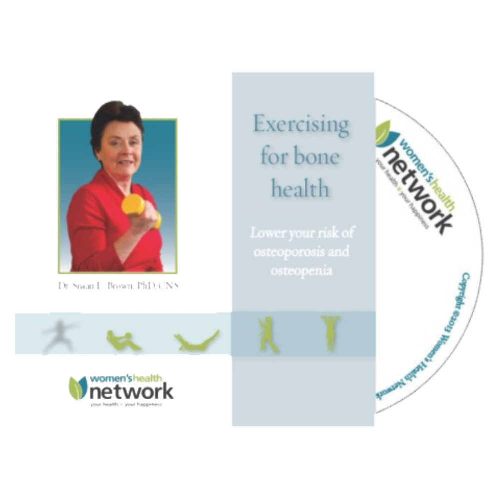 Exercising for Bone Health