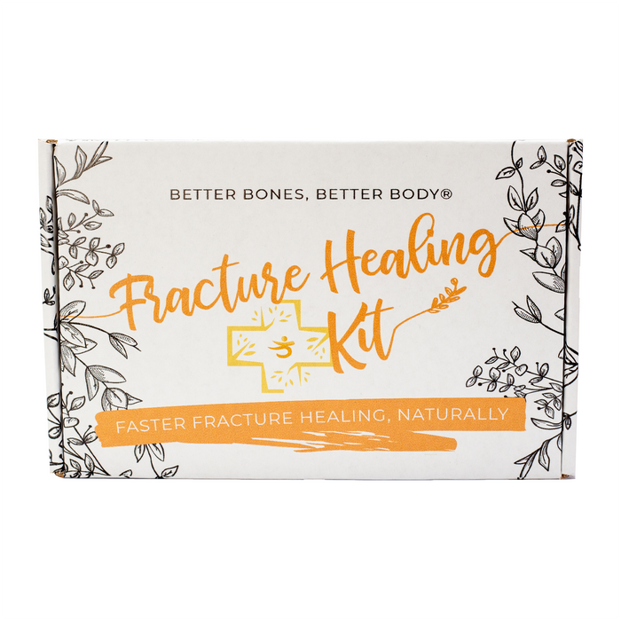 Fracture Healing Kit (with or without multivitamin)