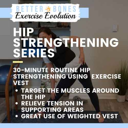 Hip Strengthening Series