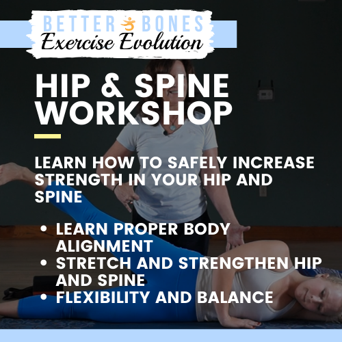 Hip and Spine Workshop