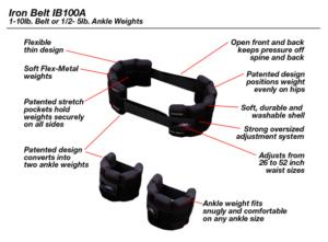 Better Bones Weighted Exercise Equipment