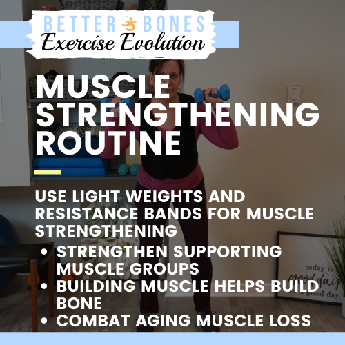 Muscle Strengthening Routine