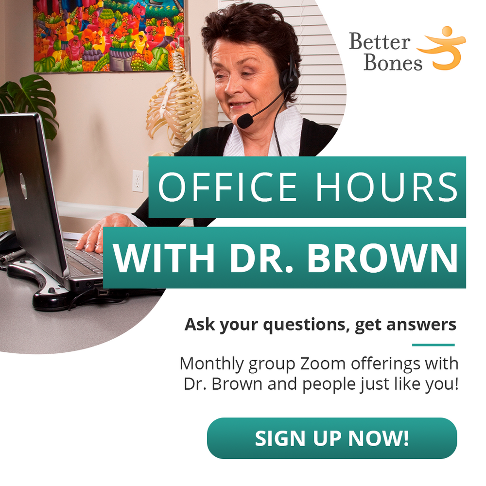 Office Hours with Dr. Brown