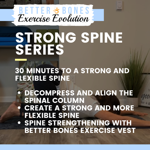 Strong Spine Series