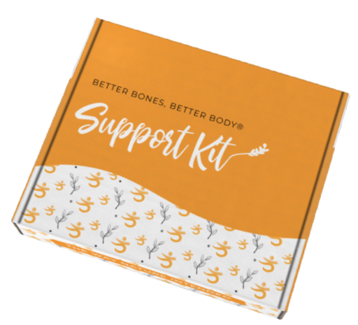 Better Bones, Better Body Support Kit