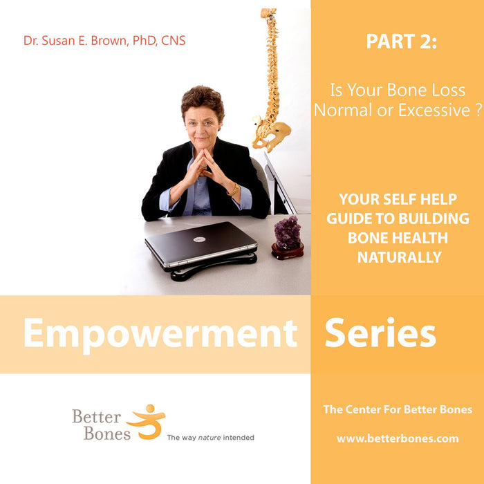 Center for Better Bones-Empowerment Series DVDs - Alkaline for Life