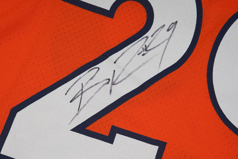 Bradley Roby Autographed Jersey