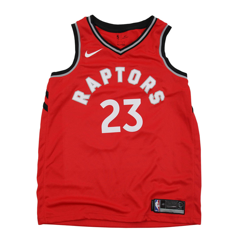 low priced 4bfb9 c904a Fred VanVleet Autographed Jersey – Underdogs United