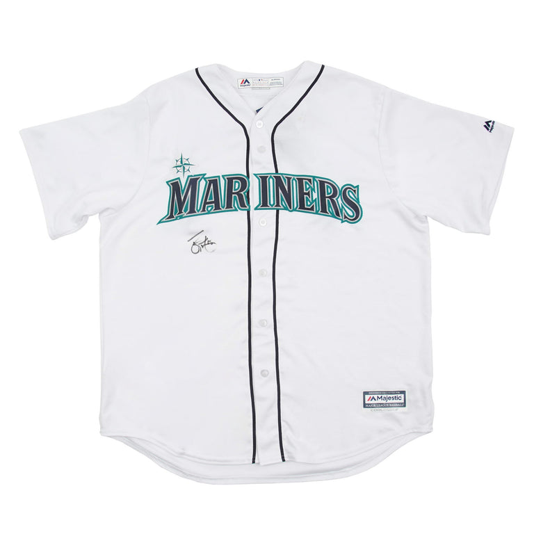 James Paxton Autographed Jersey