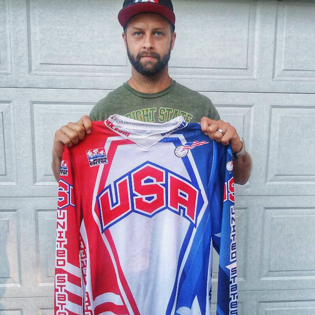 Josh Smith, USA BMX Racing
