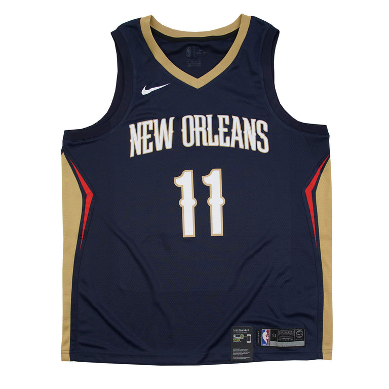 Jrue Holiday Autographed Jersey