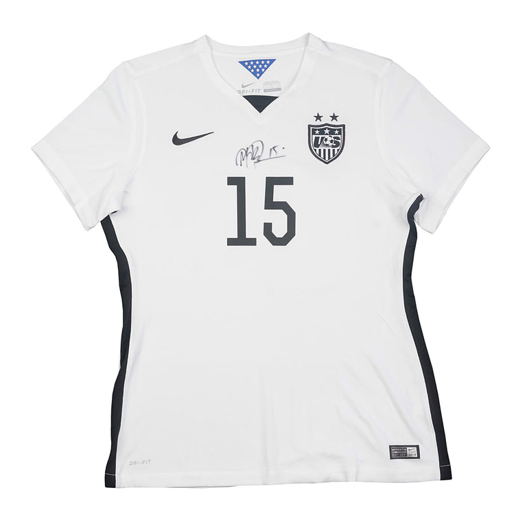 sports shoes 411cd 93285 Megan Rapinoe Autographed Jersey – Underdogs United