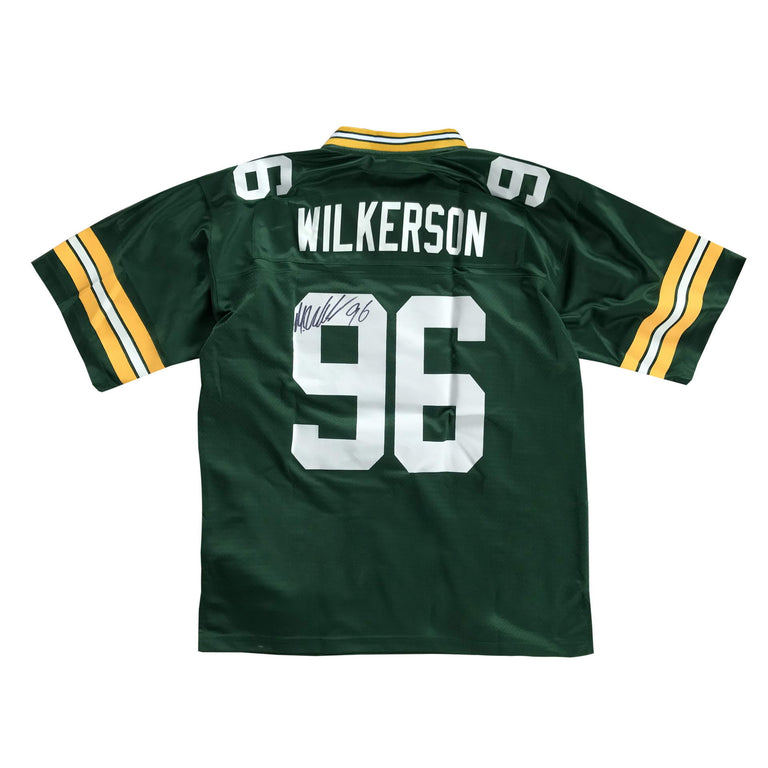 Mo Wilkerson Autographed Jersey