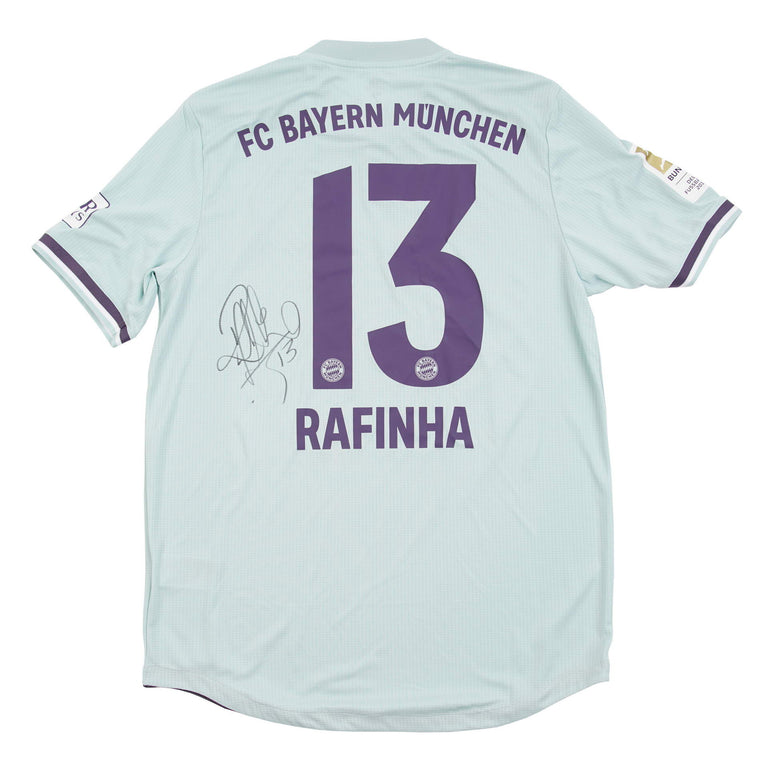 Rafinha Autographed Jersey