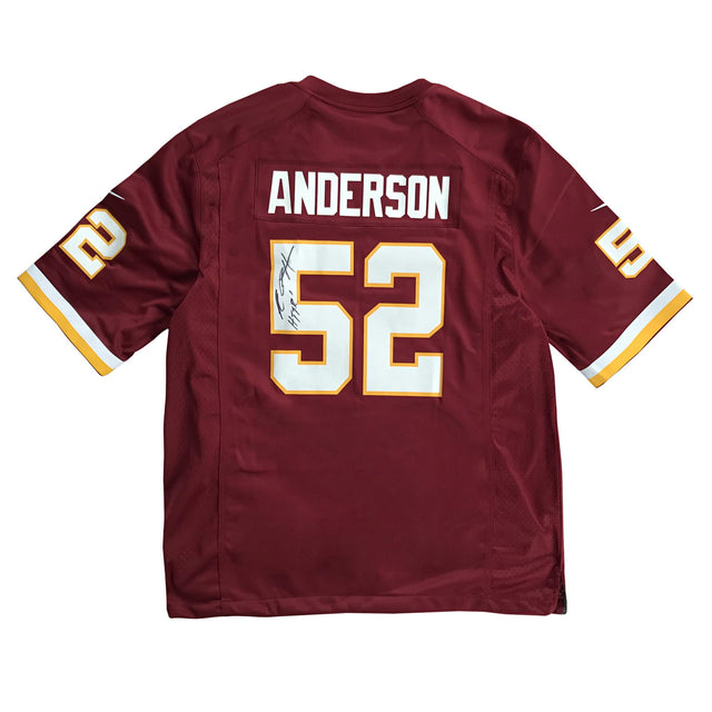 Ryan Anderson Autographed Jersey