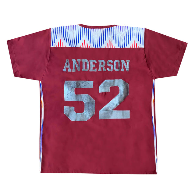Ryan Anderson Autographed Kenyan Jersey