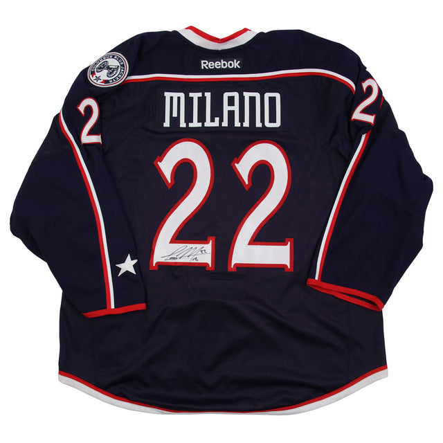 Sonny Milano Autographed Jersey