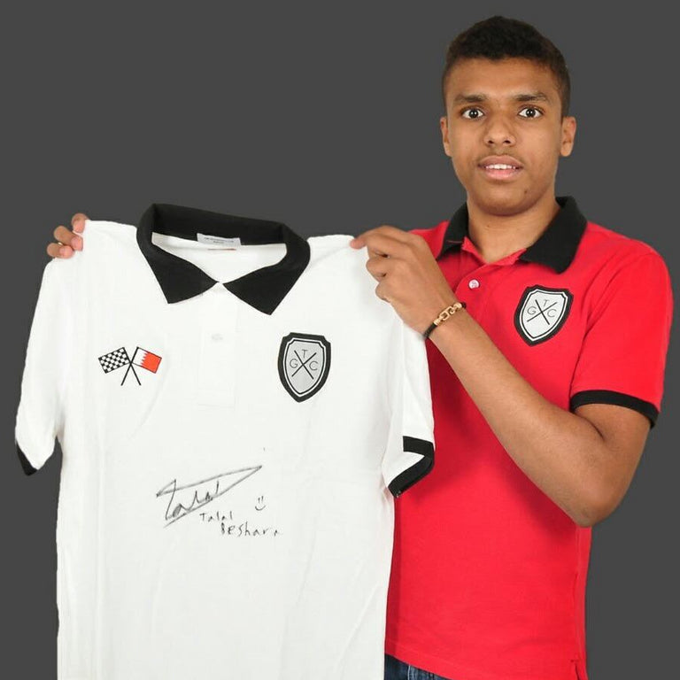 Talal Beshara Autographed Jersey