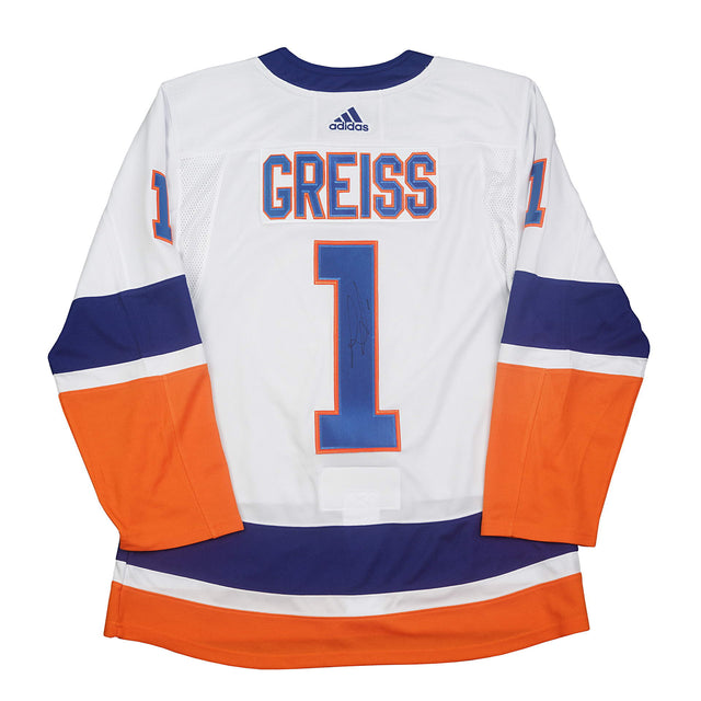 Thomas Greiss Autographed Jersey