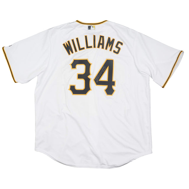 Trevor Williams Autographed Jersey